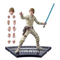 Star Wars - Figura de acción Star Wars The Black Series Hyperreal Figura de Luke Skywalker