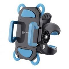 Steren - Soporte para celular de bicicleta