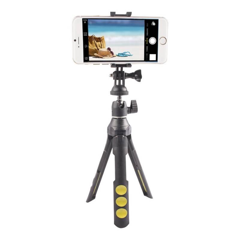 Vivitar - Trípode vivitar tr59 selfie bluetooth 7en1 91 cms