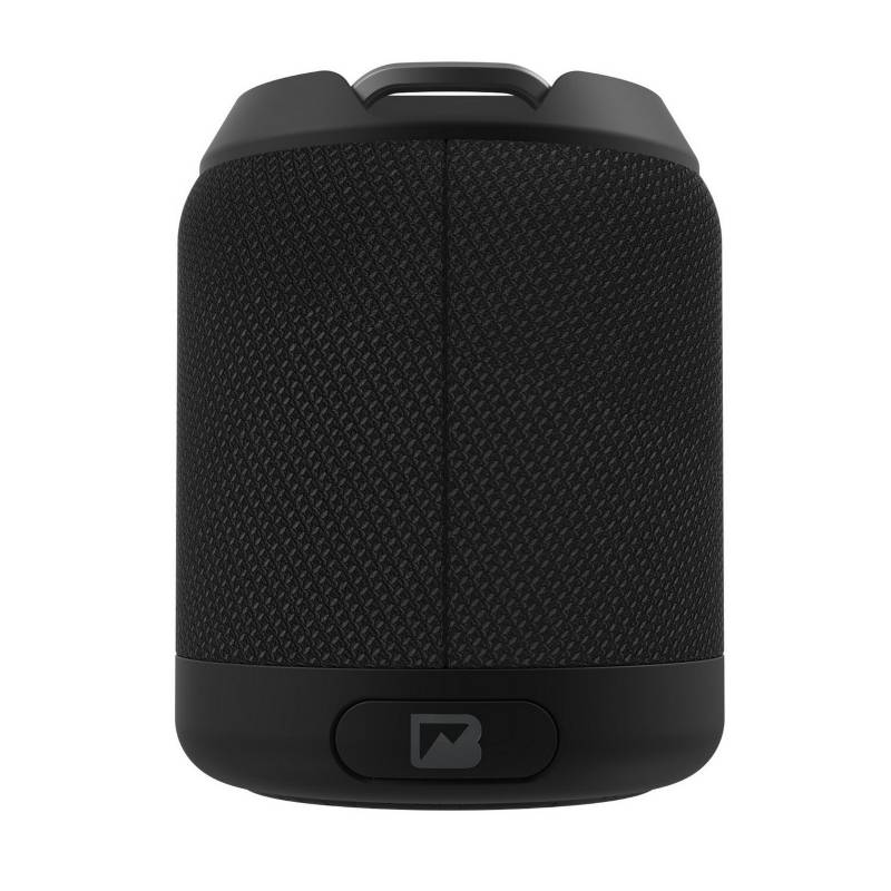 Braven - Parlante portátil brv-mini waterproof con bt negro
