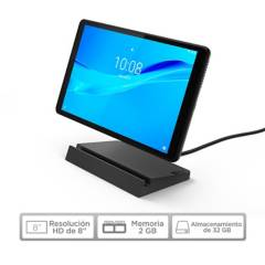 Lenovo - Tablet Lenovo M8 TB-8505FS Bund 8 pulgadas 32GB