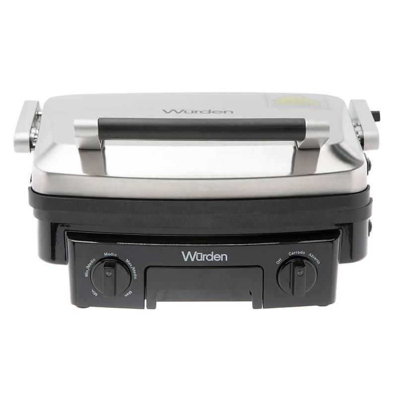 Wurden - Parrilla Sandwichera WPANINI-SS180