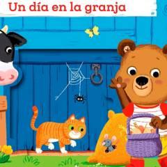 Editorial Planeta - Osito Tito. Un día en la granja - Benji Davies