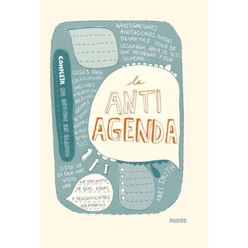 Editorial Planeta - La anti agenda