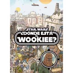 Editorial Planeta - Star Wars. ¿Dónde está el wookiee? - Disney
