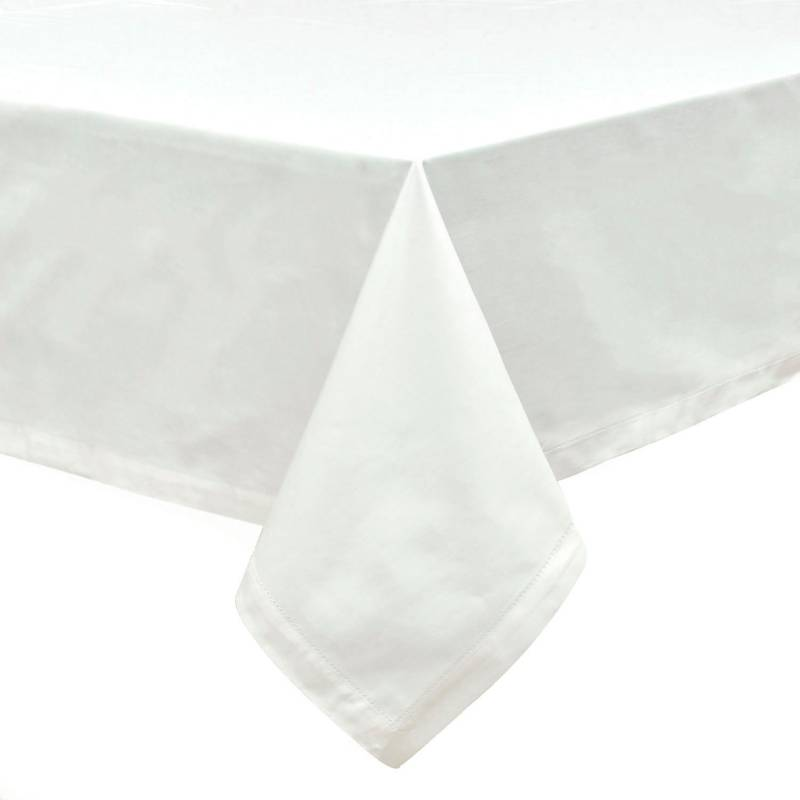 Basement Home - Mantel Sólido Blanco 240 cm