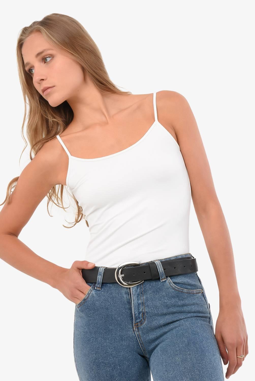 Basement - Camiseta Mujer Sin Mangas Basement