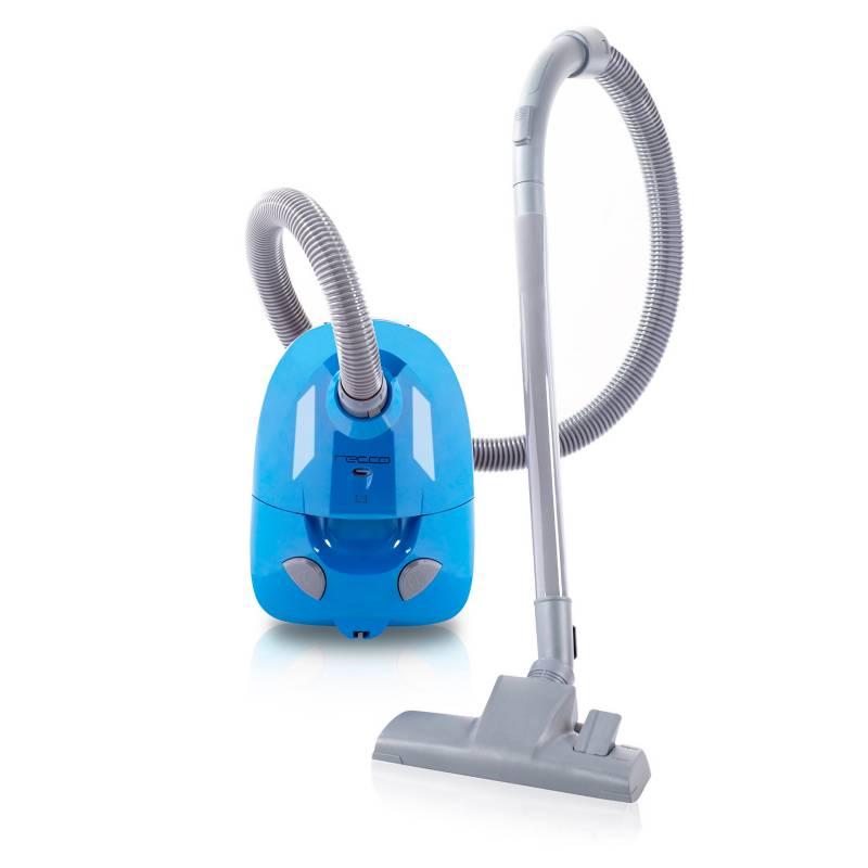 Recco - Aspiradora de arrastre Recco Azul RASP-W017