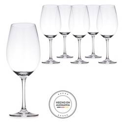 Schott Zwiesel - 6 Copa Vino Tinto 506 ml