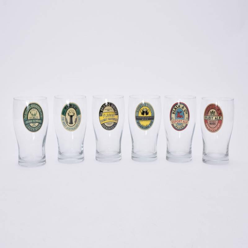 Mica - Setx6 Vasos Cervezas