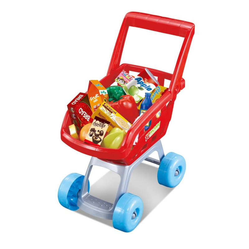 Kids N Play - Carrito Supermercado 22 Pcs