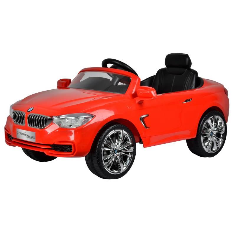 BMW - Montable Eléctrico Serie 4 6V