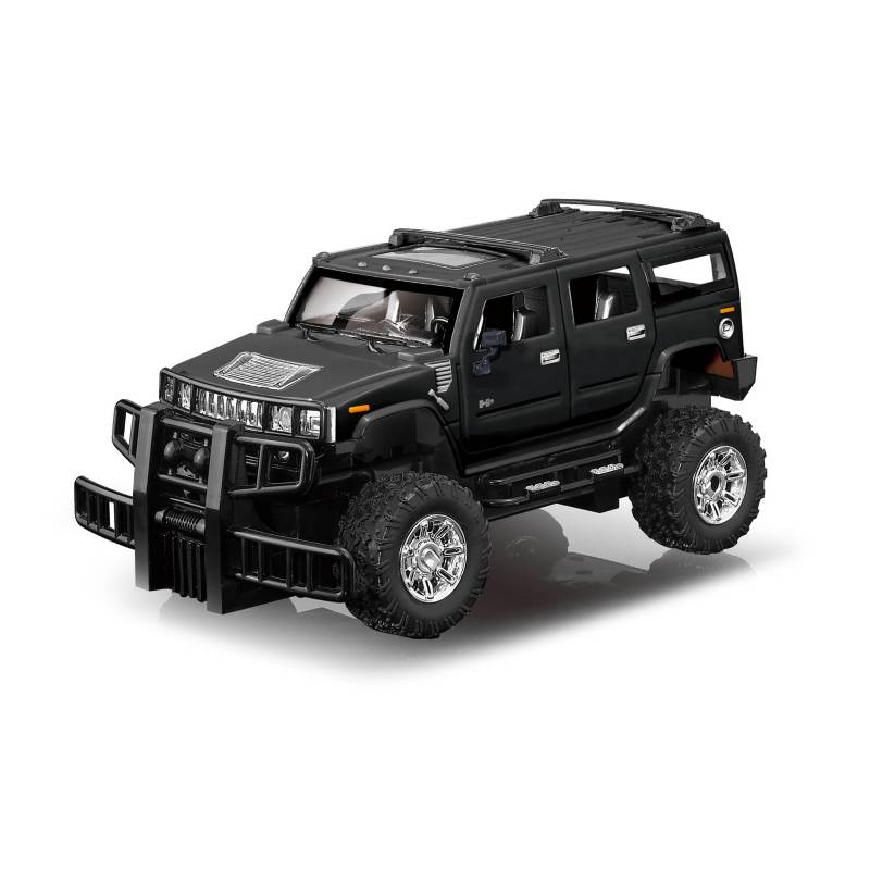 Guokai - Camioneta Hummer 1:24 Negra