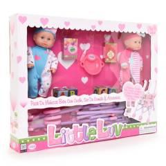 Uneeda - Set x2 Muñecas más accesorios