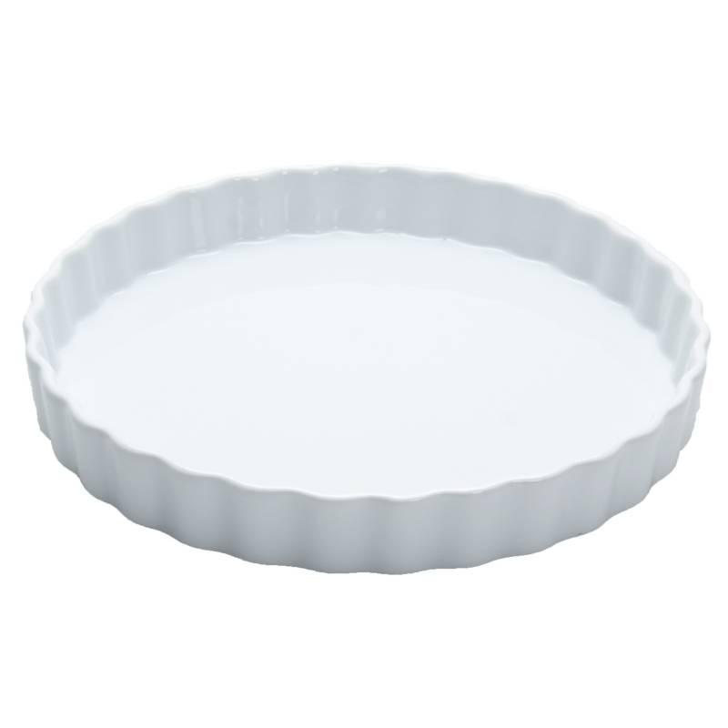 Mica - Quiche Torta Blanco 28 cm