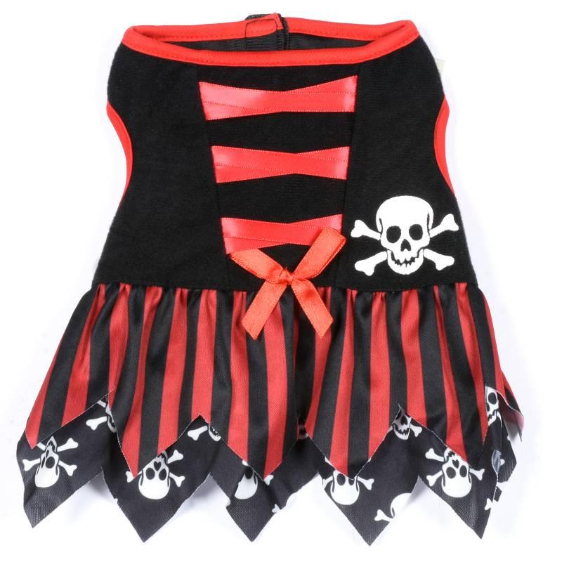 Yamp - Disfraz para Perro de Pirata