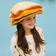 Yamp - Sombrero de Hamburguesa