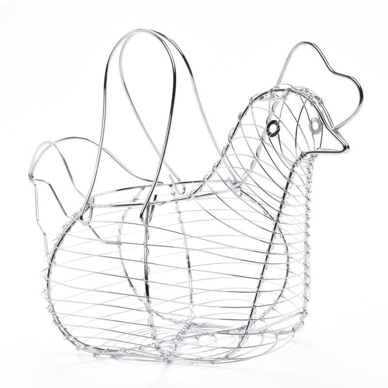 Mica - Canasto Huevos Gallina