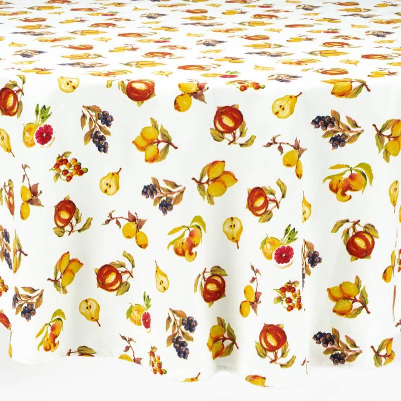 Mica - Mantel Estampado Frutal
