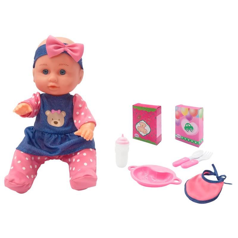 Uneeda - Muñeca Baby Luv Donna