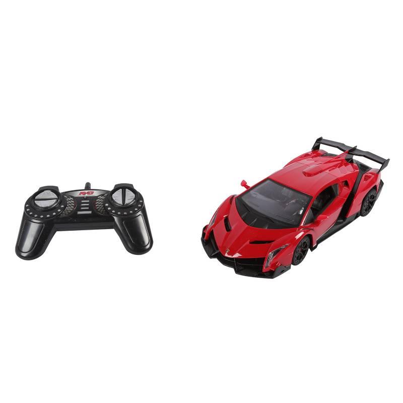 Guokai - Lamborghini 1:18 Rojo