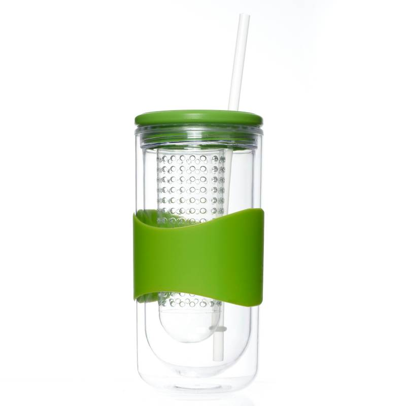 Core - Botella Infuser Verde