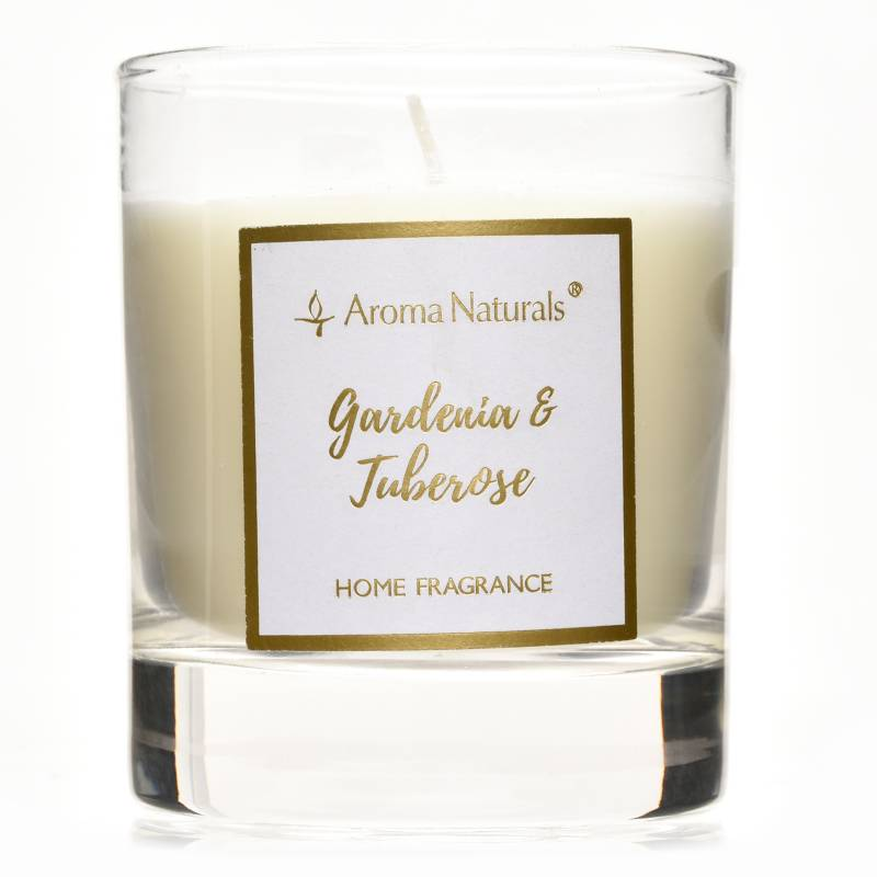 - Vela Romántico 9.3 cm Gardenia