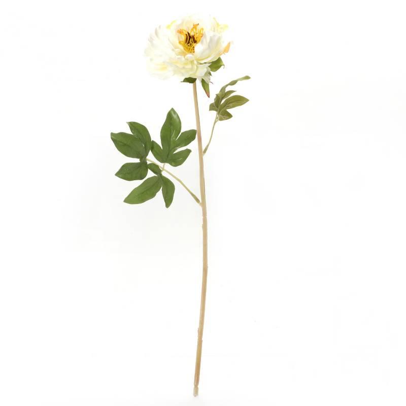 Mica - Peonía Blanca 47 cm