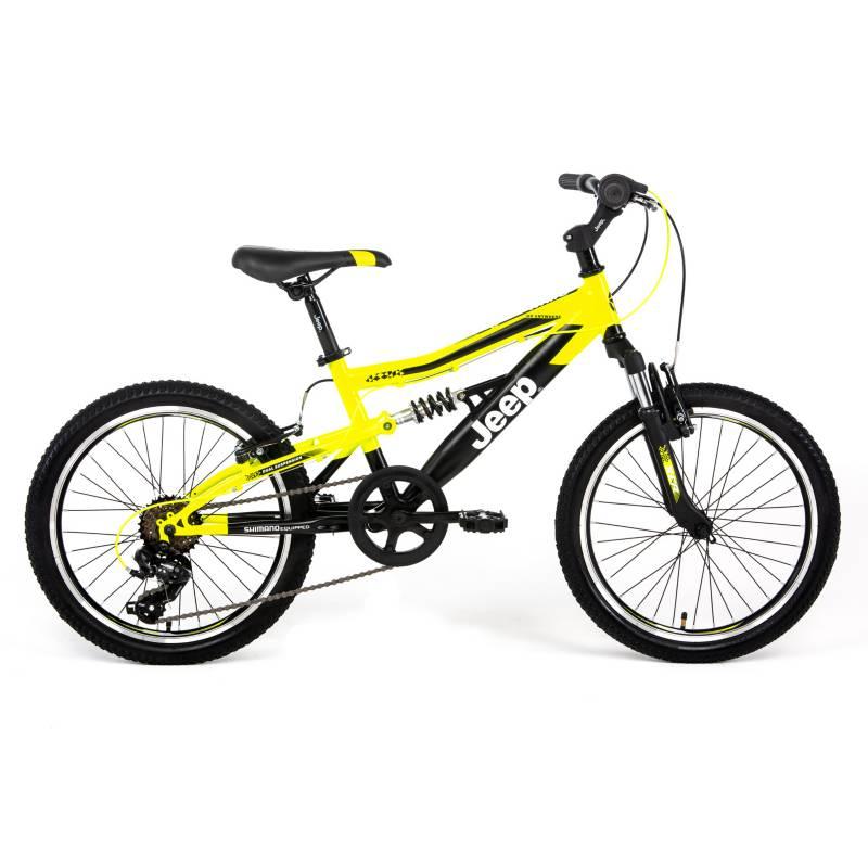 Jeep - Bicicleta Infantil Rin 20 Rimo