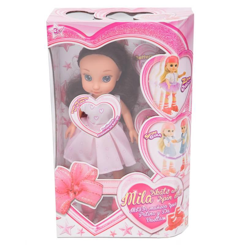 Mother Love - Muñeca Patinadora