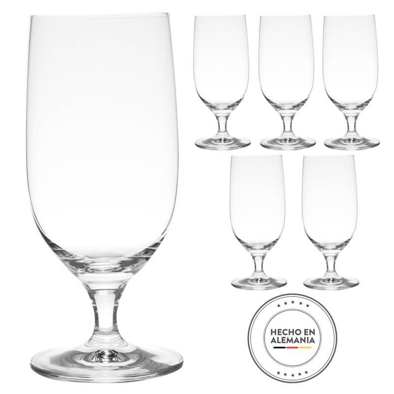 Schott Zwiesel - Juego de Vasos 6 Piezas Mundial