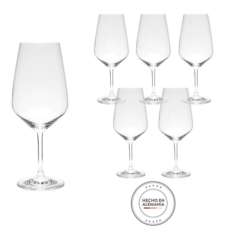Schott Zwiesel - Set x6 Copa Bordeaux 646 ml