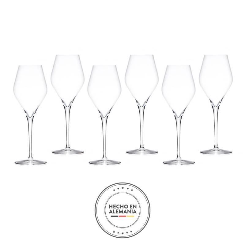 Schott Zwiesel - Juego de Copas 6 Piezas Vino/Agua Finesse