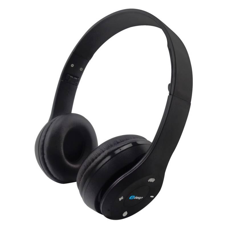 Ddesign - Audífonos On Ear Bluetooth Negro