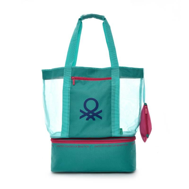 Benetton - Bolso Collera Aqua
