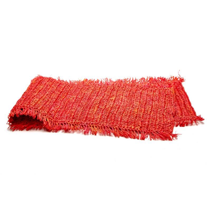 Roberta Allen - Camino 120 x 35 cm Rojo
