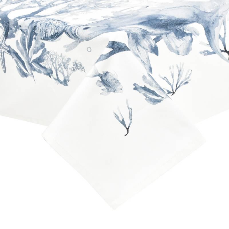 Evento Mesa - Mantel Pez Azul 180x270