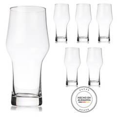 Schott Zwiesel - Juego de Vasos 6 Piezas Cerveza Wheat 0.4 Lt