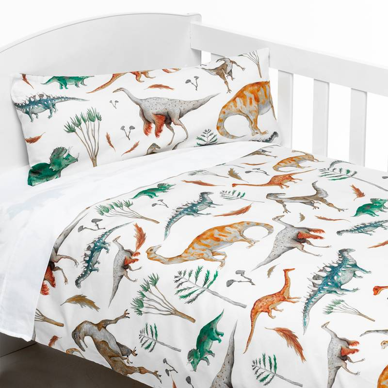 Mica Kids - Funda Duvet Cuna Dinosaurio Bebe