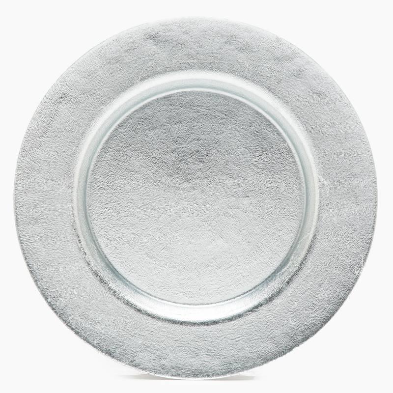 Roberta Allen - Plato de Base Velvet Silver