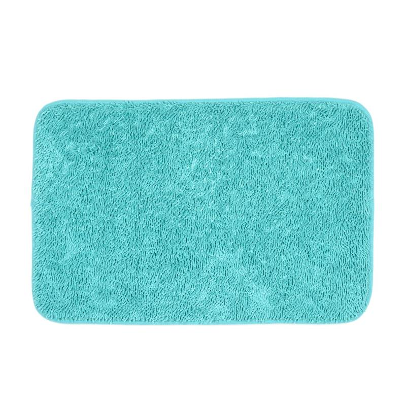 Basement Home - Tapete de Baño 60 x 40 cm Memory Shaggy