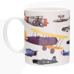 Mug Aviones