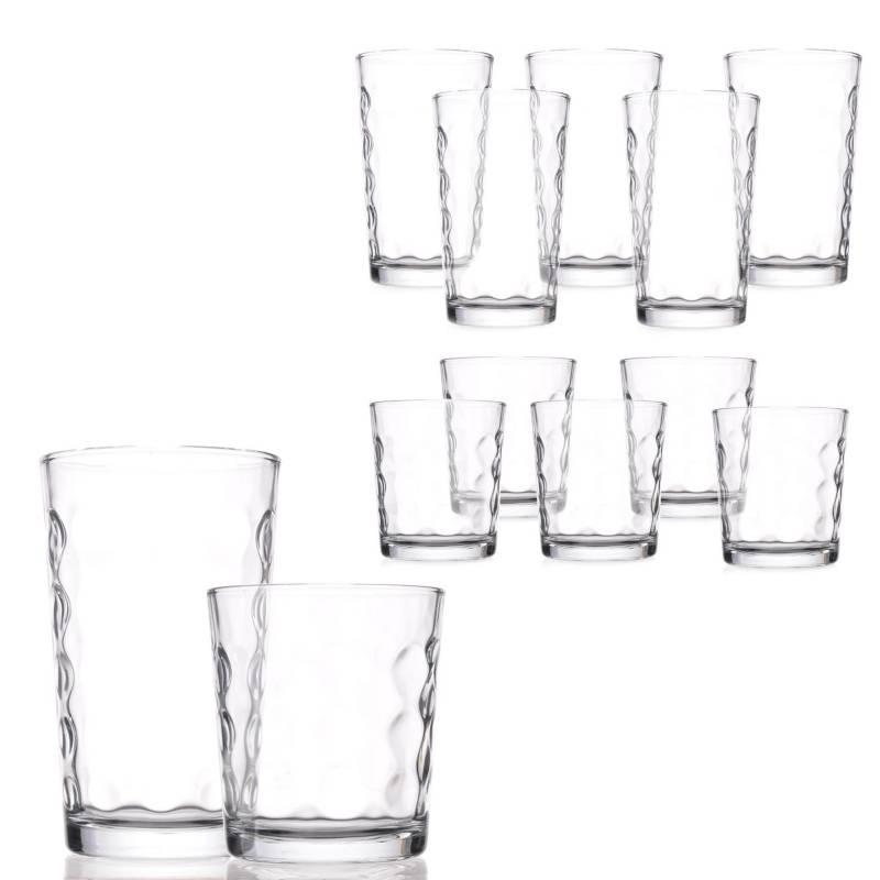 Mica - Set de 12 Vasos Dots