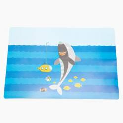 Mica Kids - Set x 2 Individuales Shark