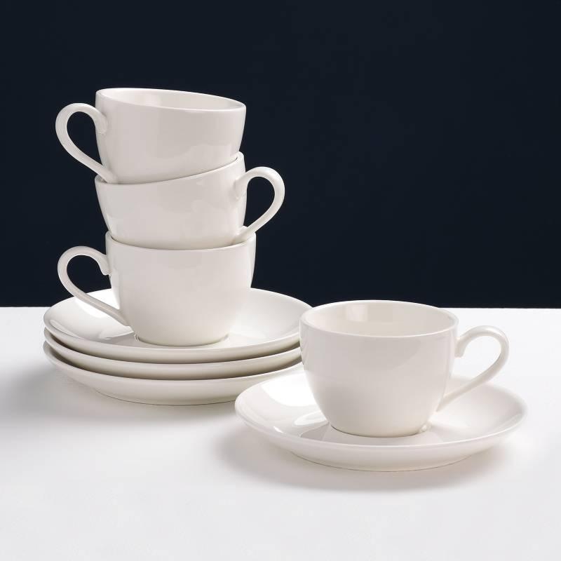 Basement Home - Set x 4 Tazas Cafe Moon Essentials