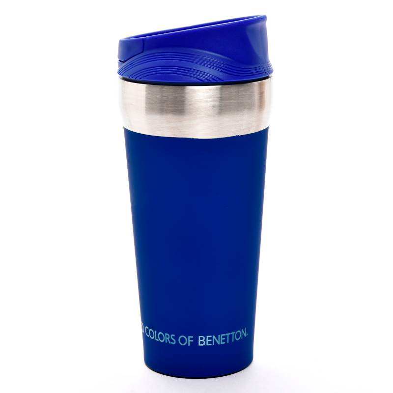 Benetton - Travel Mug Azul