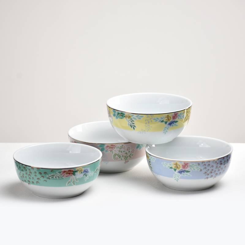 Roberta Allen - Set 4 Bowls 14 cm Mila