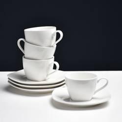 Set x 4 Tazas Café Sq Essentials
