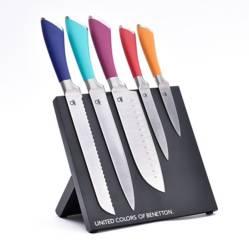 Taco de cuchillos Magnético