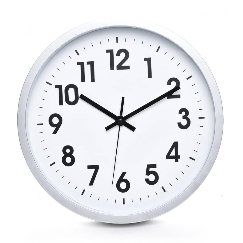 Mica - Reloj Rojo 30 cm